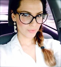 8ba989a74d Retro Vintage Clear Lenses Cat Eye Women Sexy Eyeglasses Large Frame  Glasses