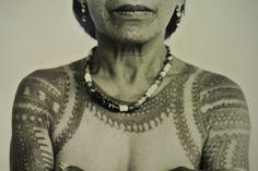 Tatoueurs tatoués ♦ Musée du quai Branly