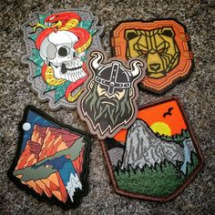 Airsoft, Monkey, Patches, Jumpsuit, Monkeys, At Sign