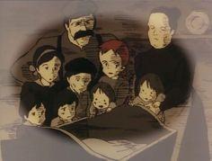 """""""Anna dai capelli rossi, 4° puntata"""" - Pur essendo ancora una bambina, nella sua nuova famiglia Anna si ritrova a dover badare a tanti piccini"""