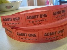 Just Call Me Ticketmaster | The Motherload