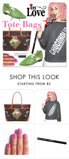 """Tote Bags 4"" by paculi ❤ liked on Polyvore featuring Etro, Wildfox, women's clothing, women's fashion, women, female, woman, misses, juniors and totebags"