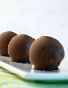 Healthy Chocolates recipe   Healthy Recipes   by Tarla Dalal   Tarladalal.com   #713
