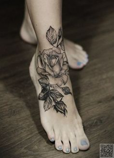 41 #Inspiring and Mostly #Black and White #Tattoos to Inspire Your Next Ink #Session ...