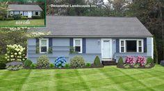 beauty front yard landscaping ideas