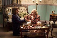 """Carol e Therese, o par romântico do filme """"Carol"""""""