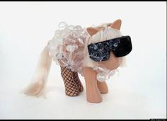 My Little Lady Gaga