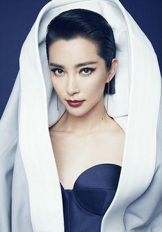 Li Bingbing | 李冰冰 by Kai Z Feng for Harper's BAZAAR China April 2014