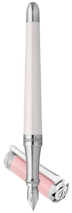 S.T. Dupont Timeless Beauty and Elegance of Audrey Hepburn Fountain Pen. Awesome line, but crazy expensive!