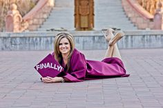 Graduation Picture (Photography: @Michelle Catherine)