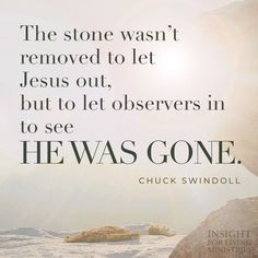 The stone wasn't removed to let Jesus out, but to let observers in to see HE WAS GONE. Sunday Quotes Funny, Monday Quotes, Parenting Humor, Parenting Tips, Coffee Monday, Good Morning Snoopy, Video Love, Jesus Sacrifice, Bible Study Group
