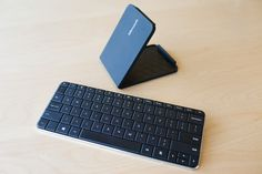 the Wedge Touch Mouse and Wedge Touch Keyboard, and the Sculpt Touch Mouse and Sculpt Touch Keyboard
