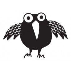 Stempel: Vogel