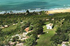 Uxua Casa Hotel & Spa à Trancoso, Brésil