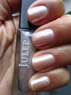 Julep | Emma | Seashell golden pink shimmer | BNWOS $6 (I have 2 of these available)