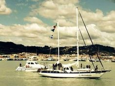 Salpata ufficialmente la spedizione Mediterranea #progettomediterranea