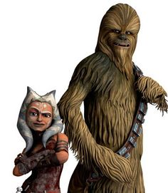 ashoka and chewy