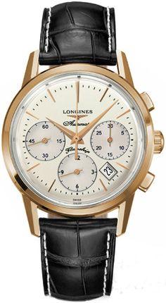 Longines Flagship Heritage L4.796.8.72.2