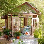 : outdoor living spaces on a budget