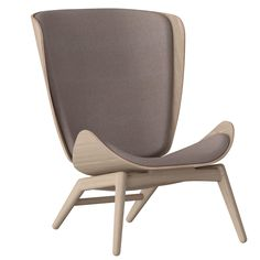 Wood Chair Design, Single Chair, Oak Color, Light Oak, Spring Home, Sofa Chair, Dusty Rose, Solid Oak, Old And New