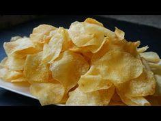 Patatas chips perfectas. Crujientes y riquísimas. Tips y trucos | Cocina