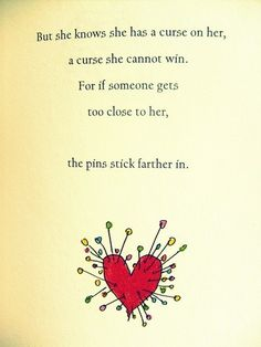 ...but she knows she has a curse on her A curse she cannot win. For if someone…