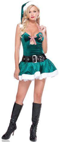 Christmas Candy Christmas Costume - Christmas Cosplay Costume Christmascosplay.com
