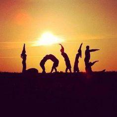 yoga love <3