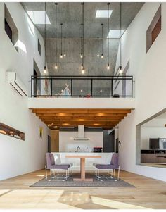 Futuristic house by zoya design office architecture interior d Futuristic Interior, House Design, Interior, Japanese House, Loft Design, Interior D, Futuristic Home, Home Interior Design, Office Design