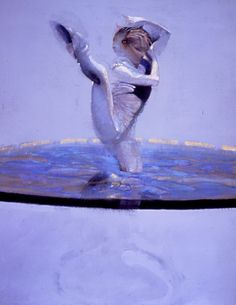 Robert Heindel 19328-2005 Mixed media illustrator with a passion for dance.