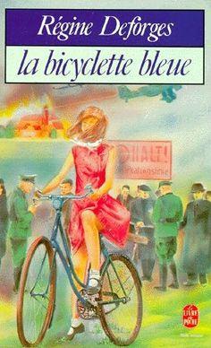 La bicyclette bleue, Régine Deforges