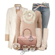 Casual - night out Fall Outfits, Cute Outfits, Fashion Outfits, Fashion Sets, Work Outfits, Diva Fashion, Womens Fashion, Casual Night Out, Stylish Eve