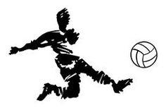 Shooting del jugador de fútbol en blanco y negro Fotos de archivo