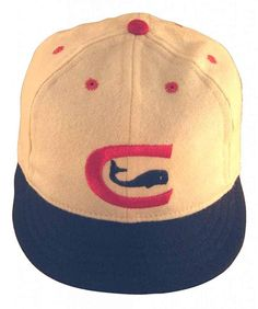 Ideal Cap Co. Chicago Whales Vintage Baseball Cap 1976 Review Vintage Baseball  Caps 43969e0fde8f