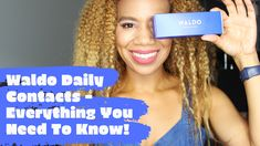 Waldo Daily Contacts - Everything You Need To Know! Guy Names, Optician, Need To Know, Everything, Skincare, Social Media, Makeup, Beauty