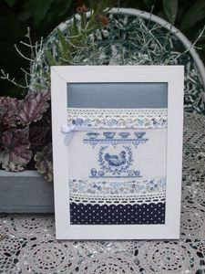DSCF5199 Diy Embroidery, Cross Stitch Embroidery, Cross Stitch Tutorial, Cross Stitch Kitchen, Cross Stitch Finishing, Cross Stitch Designs, Hand Stitching, Needlework, Diy And Crafts