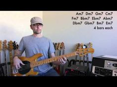 Cool minor bass lick in all keys, how to play, marlowedk Learn Bass Guitar, Guitar Chords, Left Handed Bass, Guitar Quotes, Music Sing, Guitar Girl, Backing Tracks, Double Bass, Guitar Lessons