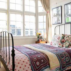 Blumen-und Häkeln Schlafzimmer Wohnideen Living Ideas