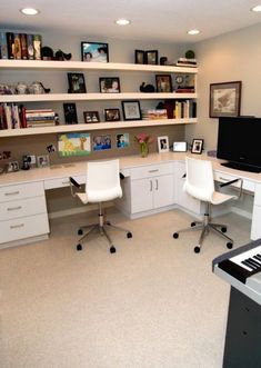 home office shelving. Like The Wall Of Shelves Space Saving Ideas And Furniture Placement For Small Home Office Design, Design Decor Shelving