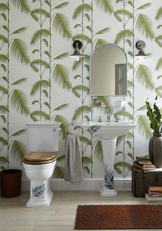 Heritage Bathrooms 30th Anniversary Ali Munro Limited Edition Palm Range