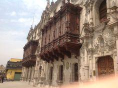 Balcones Coloniales, Lima - Perú