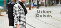 Urban Quiver 3.0 by Blackstone Bags - THIS IS MY NEXT camera bag!!!