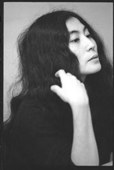 Yoko Ono is the Japanese multimedia artist, singer, songwriter, and peace activist whose reputation was built on her work in the performing arts and filmmaking. She is the second wife and widow of singer-songwriter John Lennon of The Beatles. John Lennon Yoko Ono, Frida Art, Avant Garde Artists, Linda Mccartney, Portraits, High Society, Famous Faces, Google Drive, The Beatles