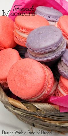 Step-By-Step Guide to making French Macarons #recipe #cookies