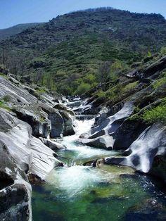 Los Pilones - Valle del Jerte (reserva natural de la Garganta de los Infiernos) Jerte, Cáceres
