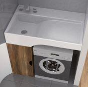 Jika Washing Machine, Laundry, Kitchen Appliances, Bathroom, Laundry Room, Diy Kitchen Appliances, Washroom, Home Appliances, Full Bath
