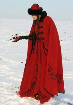 4fe3c771bd674 Зима Medieval Dress, Medieval Clothing, Medieval Costume, Medieval Fantasy, Russian  Fashion,