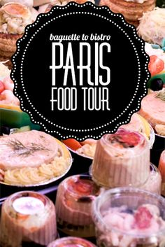 Context Travel's Baguette to Bistro tour provides an in-depth culinary walking tour in the city of lights. This Paris food tour is both fun and educational.