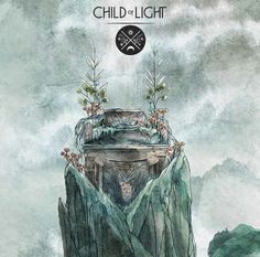 Child of Light: beautiful and artistic game. heroine as the lead char