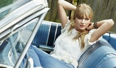 taylor swift's 'too cool for you'  face